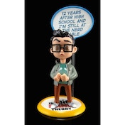 Leonard Hofstadter (The Big Bang Theory) Q-Pop Figure 9 cm