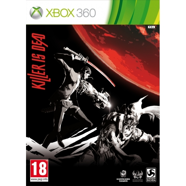 Killer is Dead Fan Edition Game Xbox 360 - Image 1