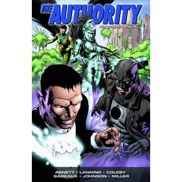 Authority Rule Brittania TP