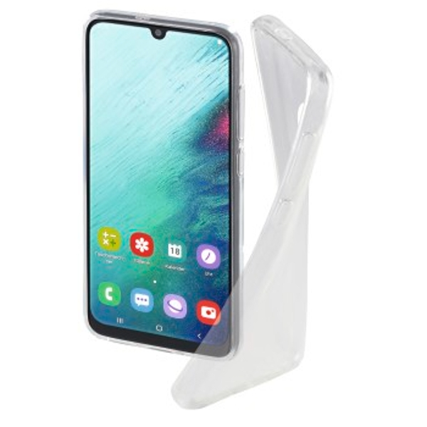 Hama Backcover Galaxy A50 Transparent 00