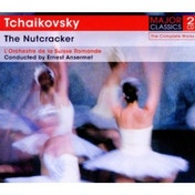Tchaikovsky: The Nutcracker - Double CD