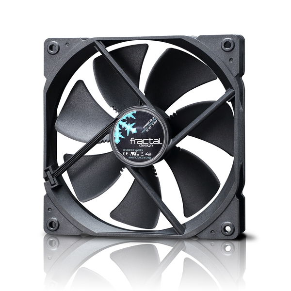 Fractal Design FD-FAN-DYN-GP14-BK Computer case Fan