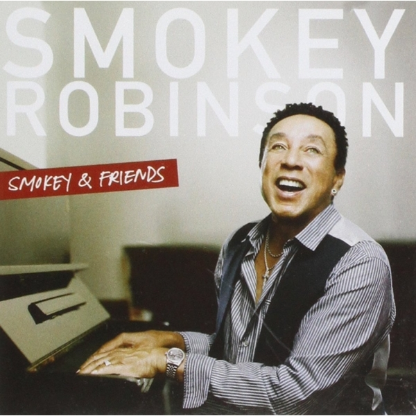 Smokey Robinson - Smokey & Friends CD - Image 1