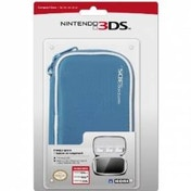 Hori Officially Licensed Compact Pouch In Blue 3DS/DSi/DSL