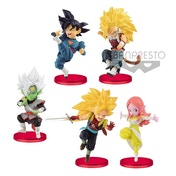 Super Dragon Ball Heroes WCF Chibi (1 Random Supplied) Collectable 7cm Figure