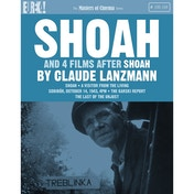 Shoah (And 4 Films After Shoah) Blu-ray