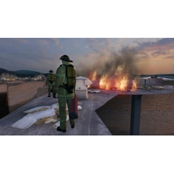 Airport Firefighter The Simulation PC Game  - Image 7