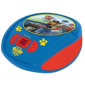 Lexibook RCD108PA Paw Patrol Boombox Radio CD Player UK Plug