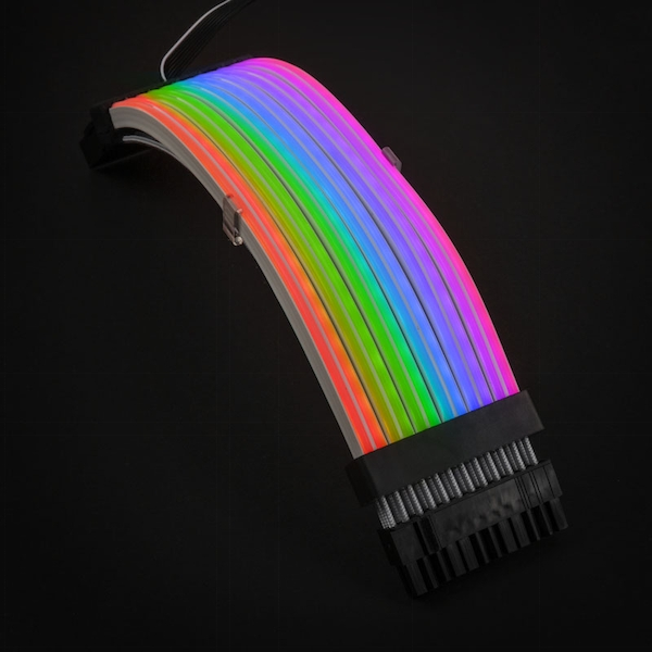 Lian-Li Strimer Plus Addressable RGB 24 Pin Motherboard Cable