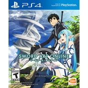 Sword Art Online Lost Song PS Vita Game (#)