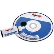 Hama CD Laser Lens Cleaner, with cleaning fluid, individually packed