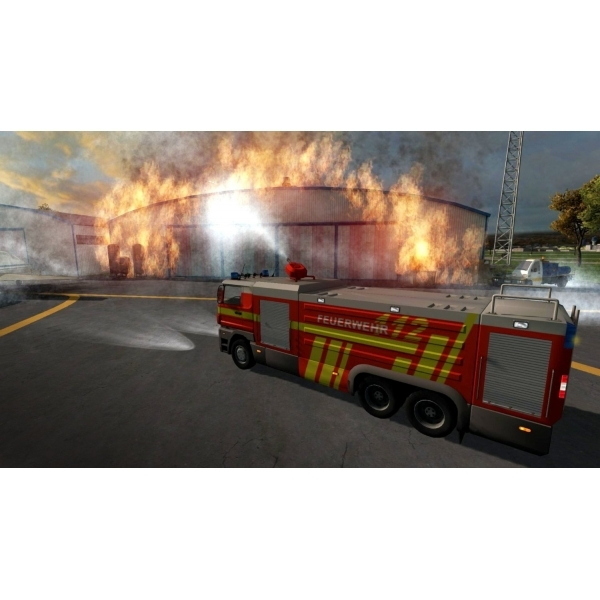 Airport Firefighter The Simulation PC Game  - Image 3