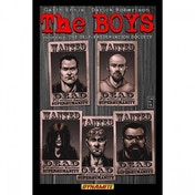 The Boys  Volume 6: Self-Preservation Society