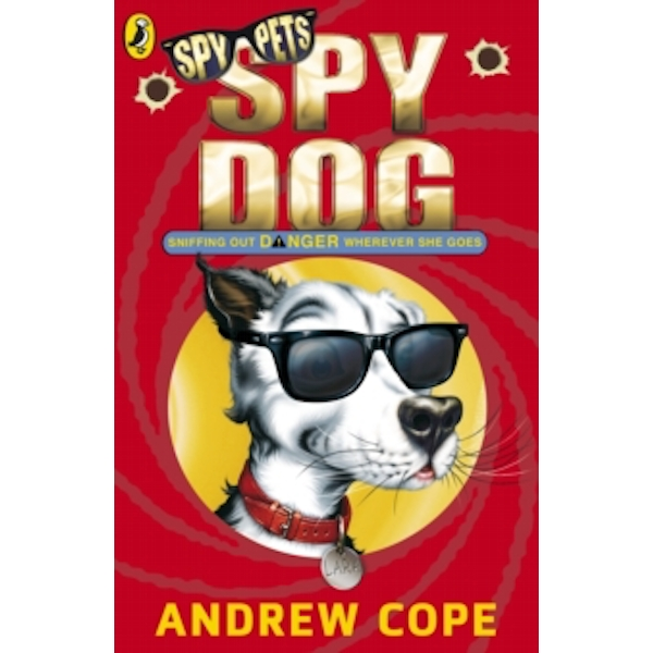 Spy Dog by Andrew Cope (Paperback, 2005)