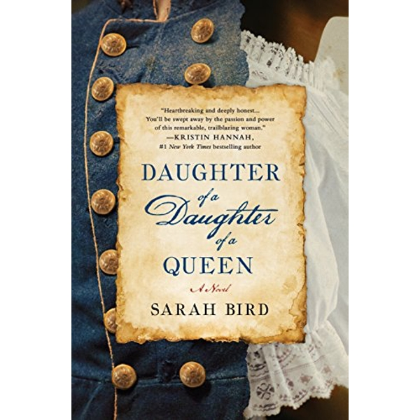 DAUGHTER OF A DAUGHTER OF A QUEEN  Hardback 2018