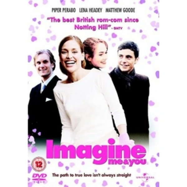Imagine Me & You DVD