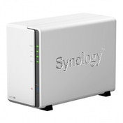 Synology DS214se 2 Bay Desktop NAS Enclosure UK Plug