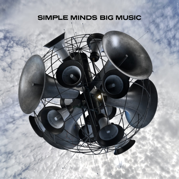 Simple Minds - Big Music CD