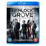 Hemlock Grove The Complete Second Season Blu-ray