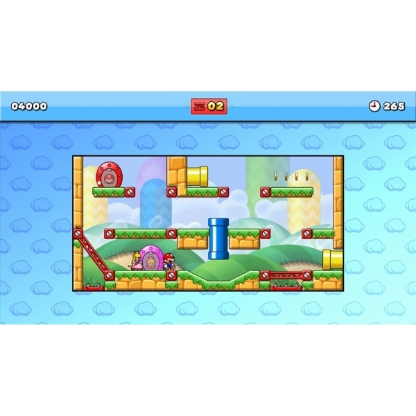 Mario vs Donkey Kong Tipping Stars 3DS Game (Code In A Box) - Image 3