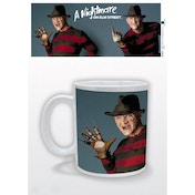 A Nightmare On Elm Street Freddy Poses Mug