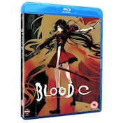 Blood C Complete Series Blu-ray