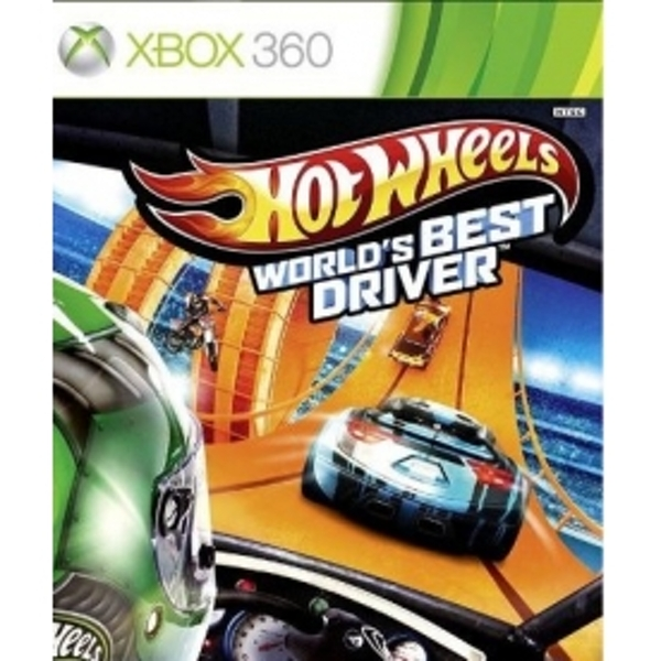 Hot Wheels Worlds Best Driver Game Xbox 360