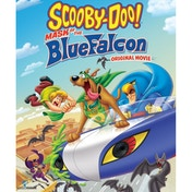 Scooby Doo Mask of the Blue Falcon DVD