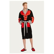 Marvel Ant-Man Outfit Mens Bathrobe