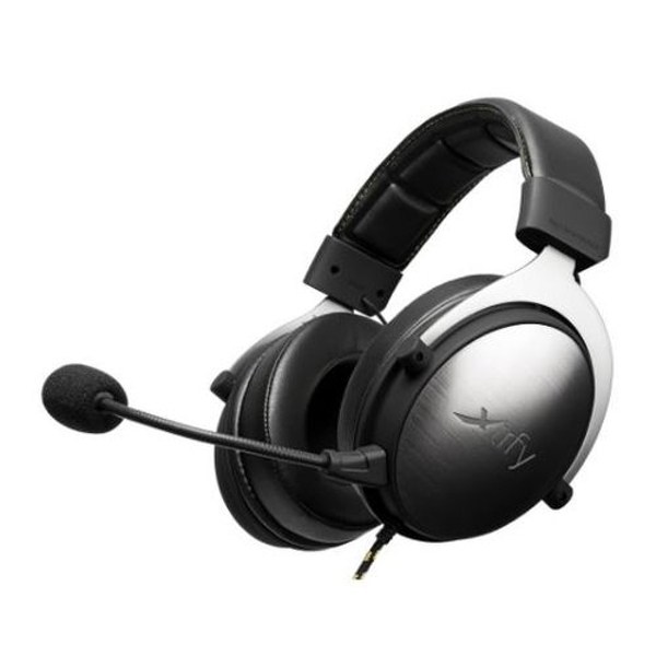 Image of Xtrfy H1 Pro Gaming Headset, 60mm Drivers, Noise Cancellation, 3.5mm Jack