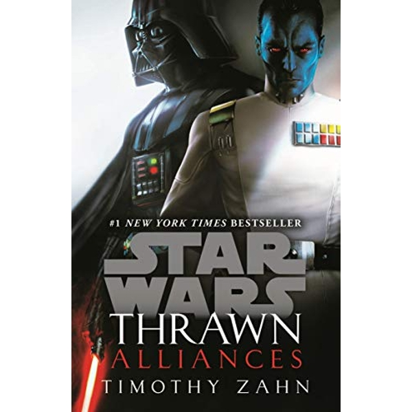 Thrawn: Alliances (Star Wars)  Paperback / softback 2019