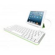 Logitech Wired Keyboard For iPad Lightning Connector UK Layout