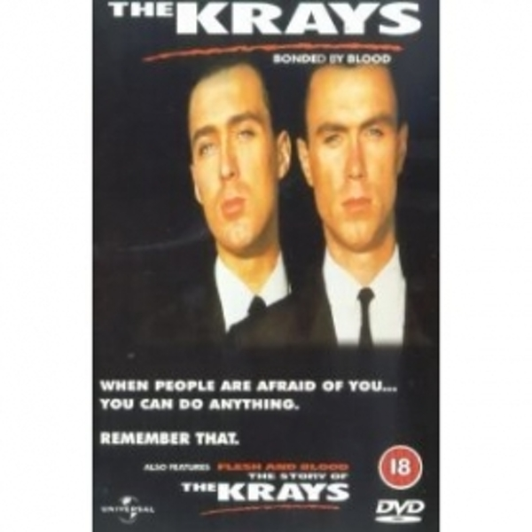 The Krays DVD (1990)