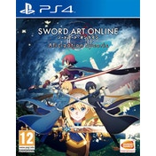 Sword Art Online Alicization Lycoris PS4 Game
