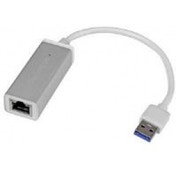 StarTech USB 3.0 to Gigabit Network Adapter Silver