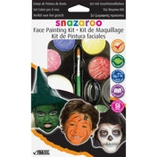 Snazaroo Face Paint Palette Kit Halloween