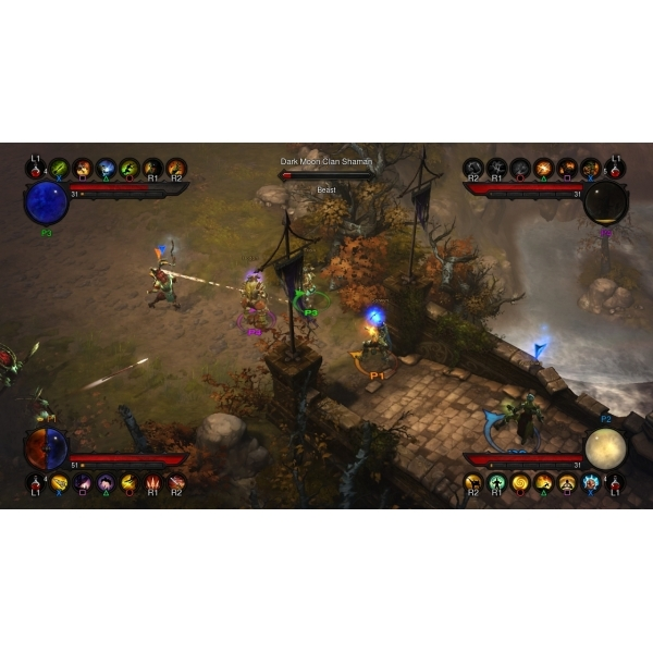Diablo III 3 Reaper of Souls Ultimate Evil Edition PS4 Game - Image 5
