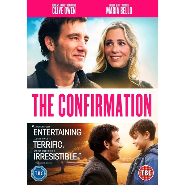 The Confirmation DVD
