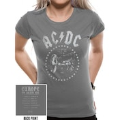 AC/DC FTA2R Woman's Large T-Shirt