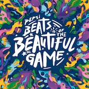 Pepsi Beats - Beautiful Game CD