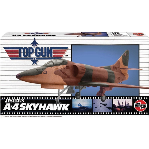 Airfix Top Gun Jester's A-4 Skyhawk Model Kit