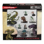 D&D Icons of the Realms: Classic Creatures Box Set