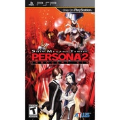 Persona 2 Innocent Sin Game PSP  (#)
