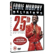 Eddie Murphy Delirious 25th Anniversary Edition DVD