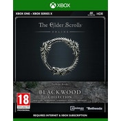 The Elder Scrolls Online Collection Blackwood Xbox One   Xbox Series X Game