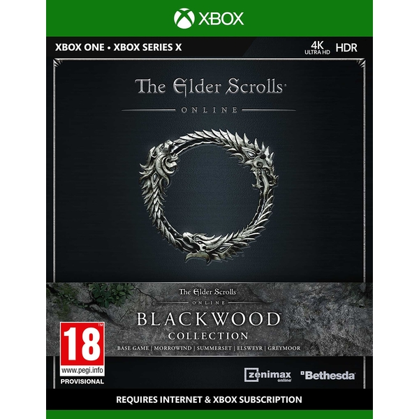 The Elder Scrolls Online Collection Blackwood Xbox One | Xbox Series X Game (Pre-Order Bonus DLC) - Image 1