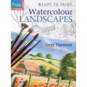 Ready to Paint: Watercolour Landscapes by Terry Harrison (Paperback, 2007)