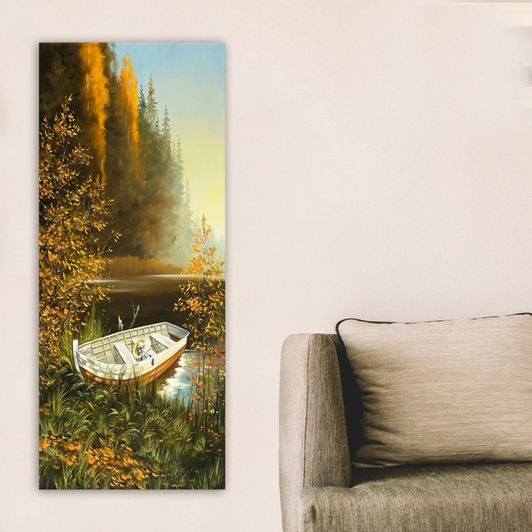 DKY18034258_50120 Multicolor Decorative Canvas Painting