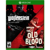 Wolfenstein The Two-Pack Xbox One Game