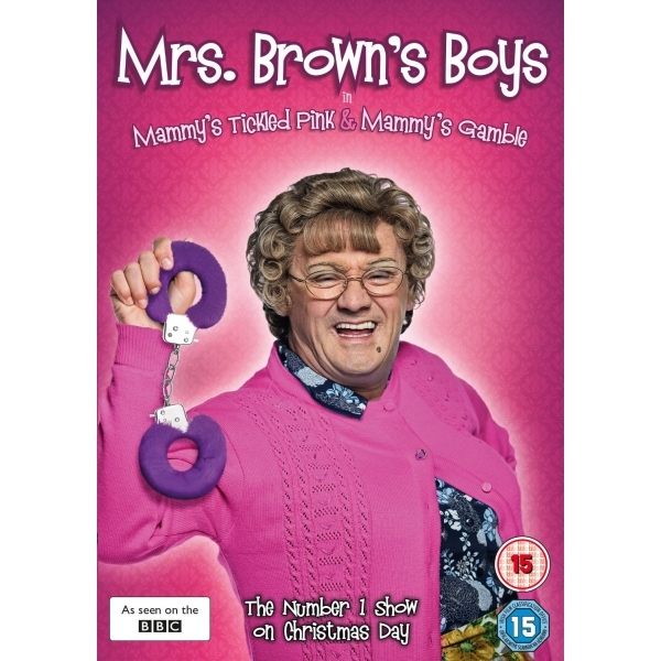 Mrs. Brown's Boys Christmas Specials 2014 DVD